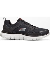 sneaker skechers con memory foam (nero) - skechers