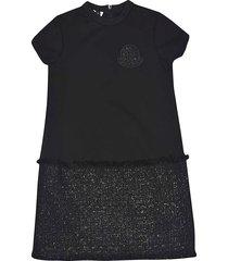 moncler frayed dress