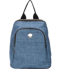 mochila azul tessa carlota