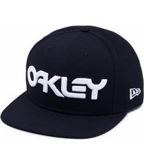 boné oakley mark ii novelty snapback fathom masculino