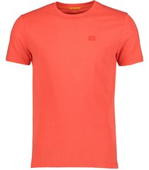 new in town t-shirt - slim fit - rood