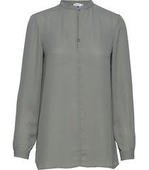 ada tunic blouse blouse lange mouwen groen filippa k