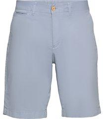 regular chino shorts shorts chinos shorts blå morris