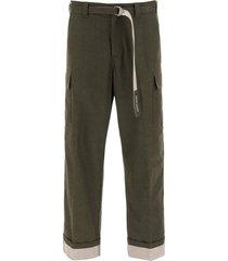 craig green utility cargo trousers