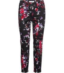 crop trousers jeans byxa med raka ben svart gerry weber edition