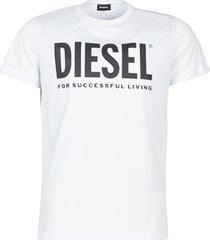 t-shirt korte mouw diesel t diego logo