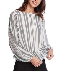 1. state checkered stripe top