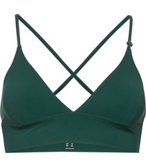 iconic bikini top bikinitop grön casall