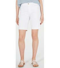 jen7 by 7 for all mankind bermuda shorts