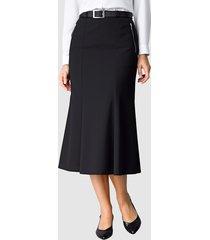 kjol paola svart