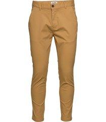 load pants casual byxor vardsgsbyxor brun just junkies