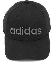 boné adidas performance baseball embrd preto