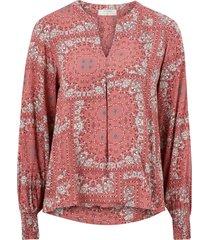 blus kittacr blouse