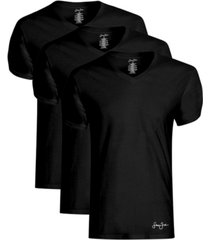 sean john men's v-neck tee, pack of 3