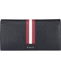 bally bifold long wallet