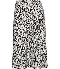 caesia skirt knälång kjol multi/mönstrad storm & marie