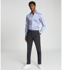 reiss hope - modern fit travel pants in, mens, size 38l