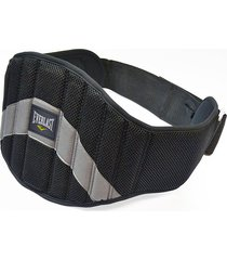 cinturón de pesas everlast-negro