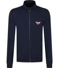 sweater armani eagle sweat vest