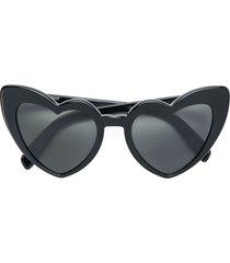 lou lou sunglasses, black