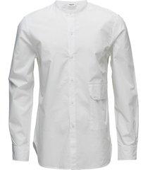 m. peter washed pocket shirt overhemd casual wit filippa k