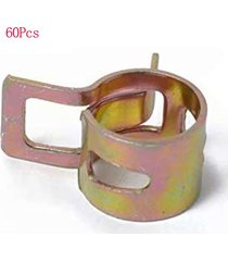 anillo de cuero tipo placa de acero aro de resorte de la abrazadera de