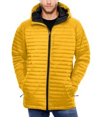 drifter micro-quilted nylon jacket