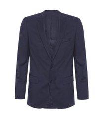blazer masculino hayes - azul
