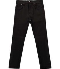 nudie jeans grim tim dry ever | black | 113033-blk