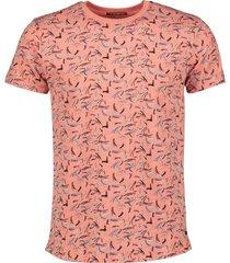 no excess t-shirt - modern fit - zalm