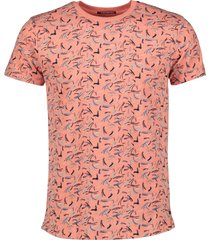 no excess t-shirt - modern fit - zalm