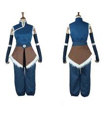 avatar the legend of korra korra cosplay costume full outfit