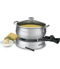 panela para fondue em aço escovado 220v cuisinart