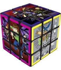 cubo mágico dtc ben 10 multicolorido
