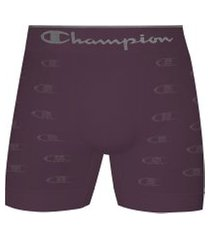 cueca boxer champion c logo 2836 açai
