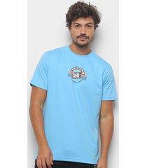 camiseta cyclone waves silk masculina - masculino