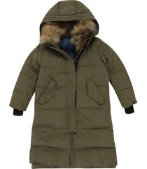 freedomday alaska padded jacket