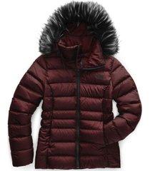 chaqueta gotham jacket ii burdeo the north face