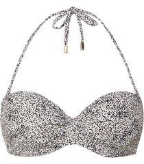 bikini beachlife voorgevormde bandeau zwempak top