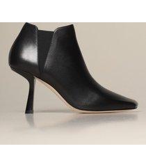 jimmy choo heeled booties marcelin jimmy choo ankle boots in leather