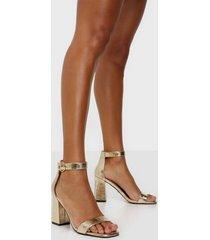 only onlalyx-2 pu heeled sandal high heel