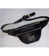 riñonera negra daysync bags  eva