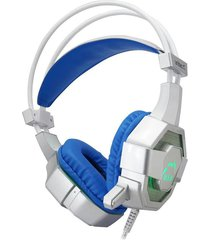 audifonos diadema gamer 3.5mm + usb unitec ud-g5