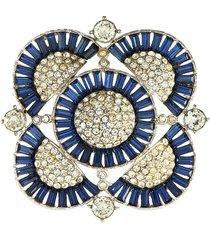 'weisner' diamanté crystal embellished brooch