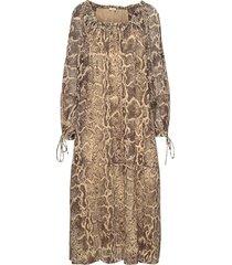 elliottia dresses everyday dresses brun by malene birger