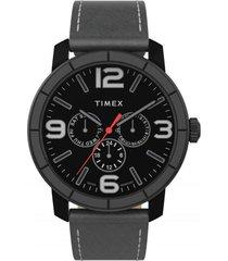 reloj classics gris timex