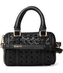 day oslo braid cb bags top handle bags zwart day et