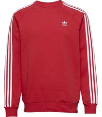 3-stripes crew sweat-shirt tröja adidas originals