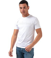 mens kennebec rivers embossed t-shirt