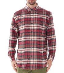 pendleton hawthorne flannel shirt - macdonald - aa505-65536